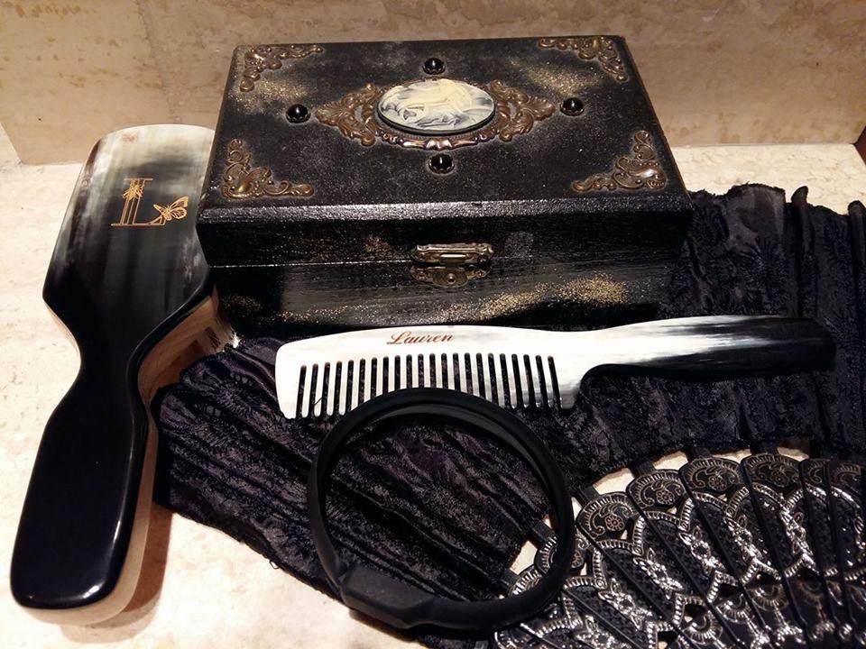accessoire chignon pour boucler ses cheveux