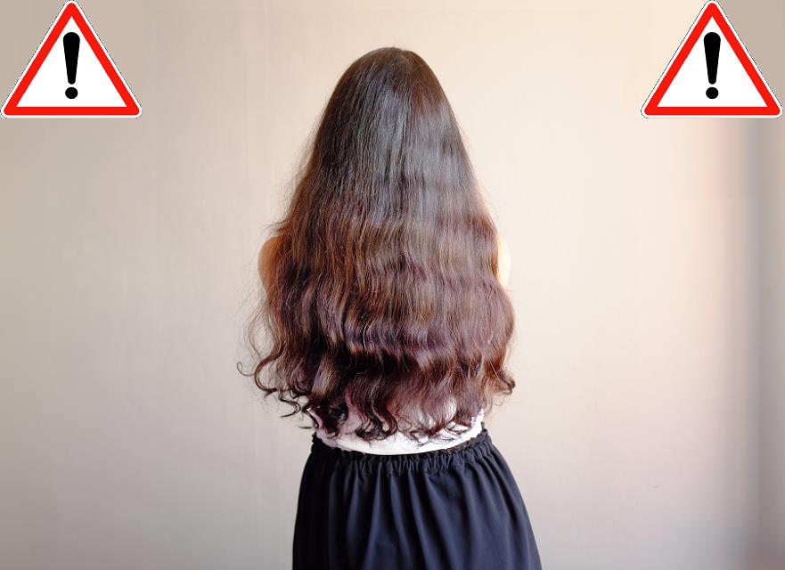 10 choses à ne pas faire avec ses cheveux