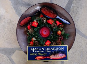 Mason Pearson ma nouvelle -divine- brosse à cheveux