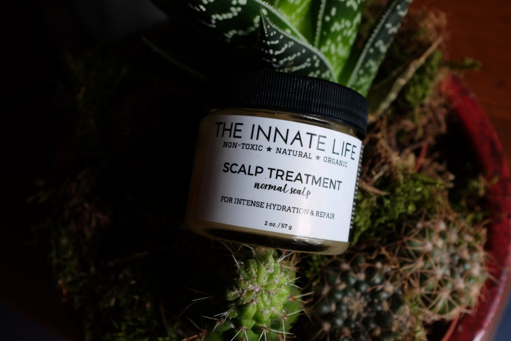 The Innate Life Scalp Treatment