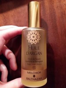L'huile d'argan Melchior & Balthazar : une révélation