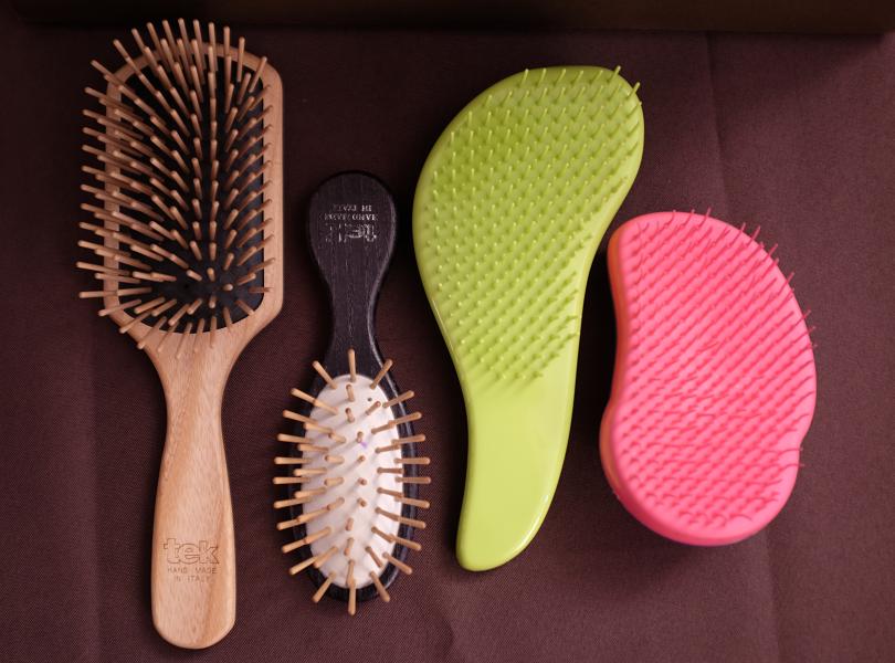 Quelle brosse pour demeler des cheveux fins