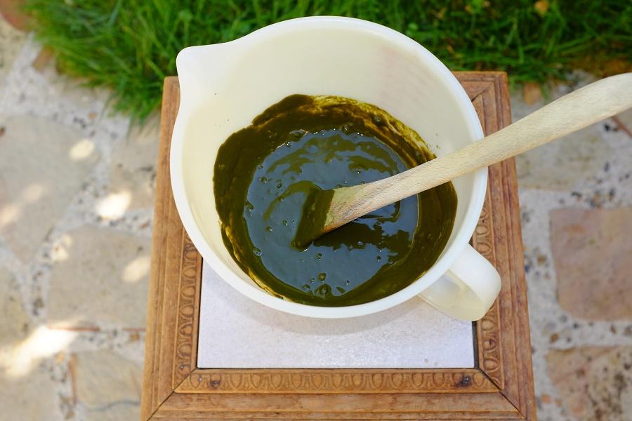 mélange coloration végétale Radico