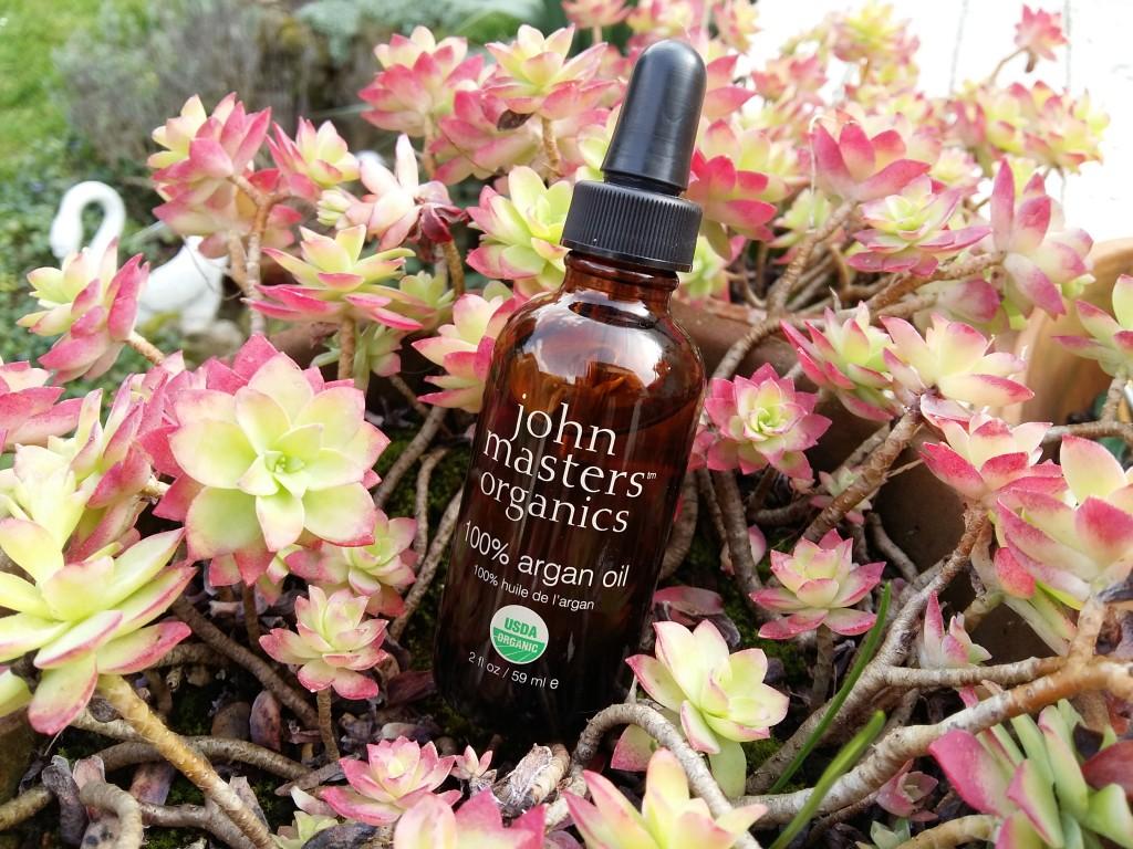 huile argan John Masters Organics