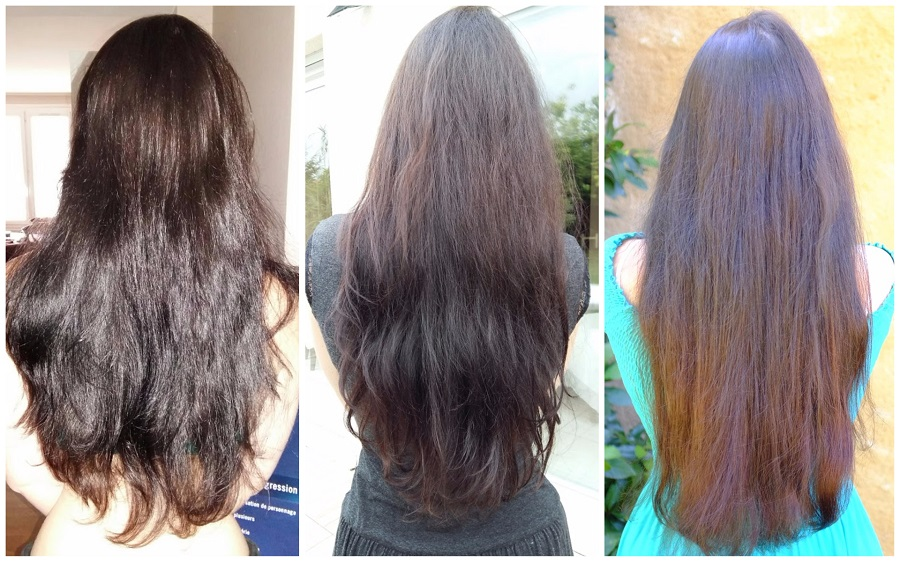 Coupe cheveux mi long carre degrade