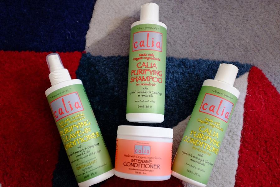 Calia produits cheveux
