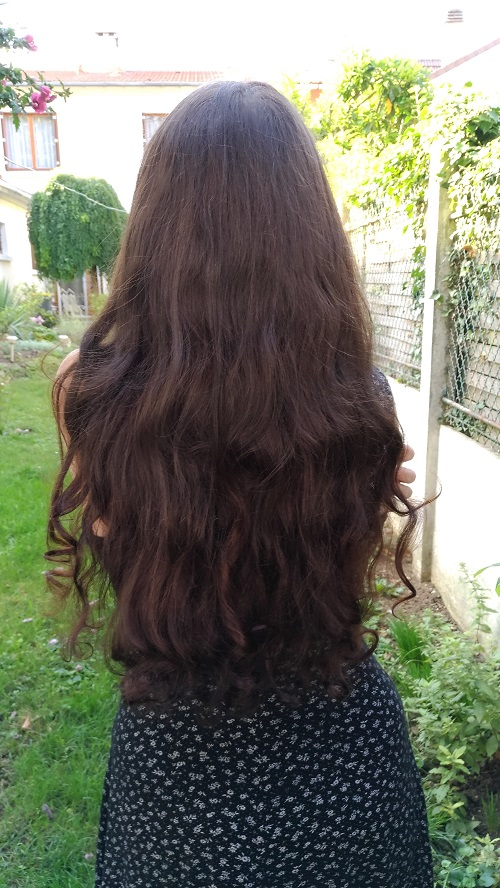 Cheveux Lauren Inthehair Calia Natural