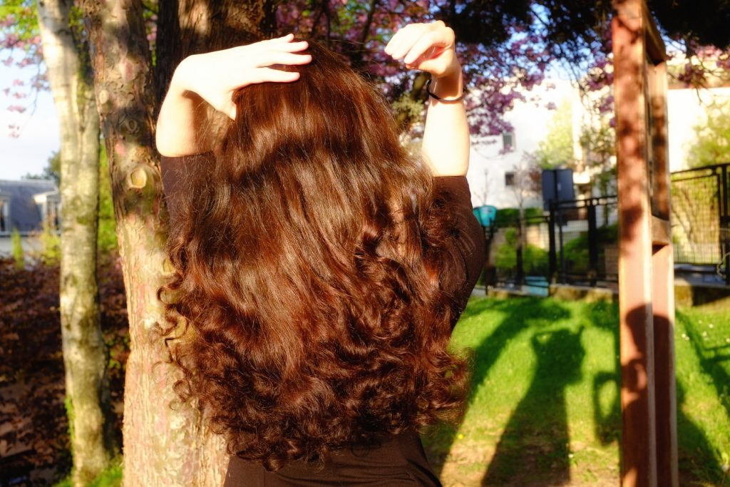 Cheveux Lauren Inthehair masque naturel