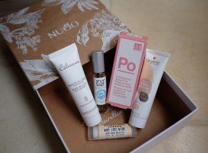 J'ai testé Nuoo Box la box beauté naturelle