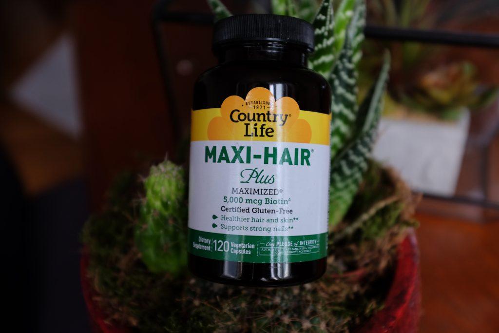 Maxi Hair Plus pousse des cheveux