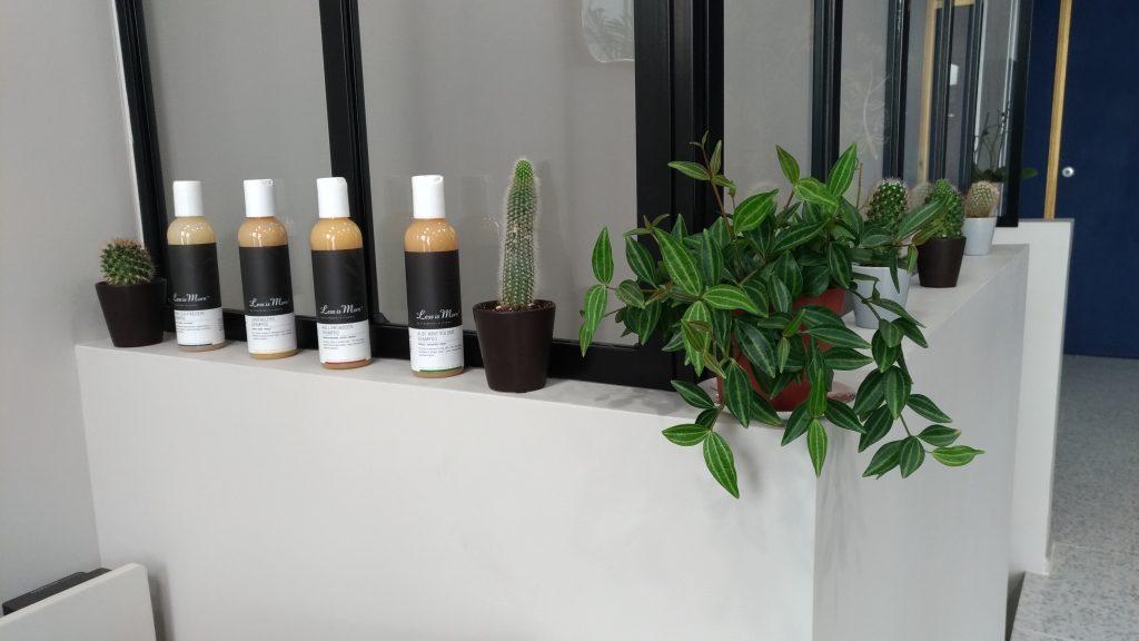 Artisan Végétal coiffeur produits Less is More