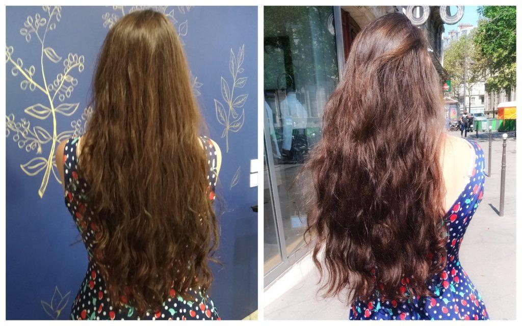 Cheveux Lauren Inthehair-Artisan Vegetal coiffeur