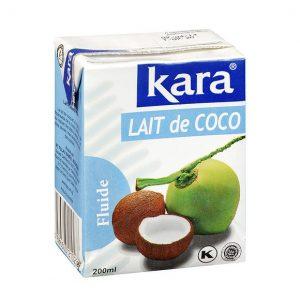 Lait de coco Kara