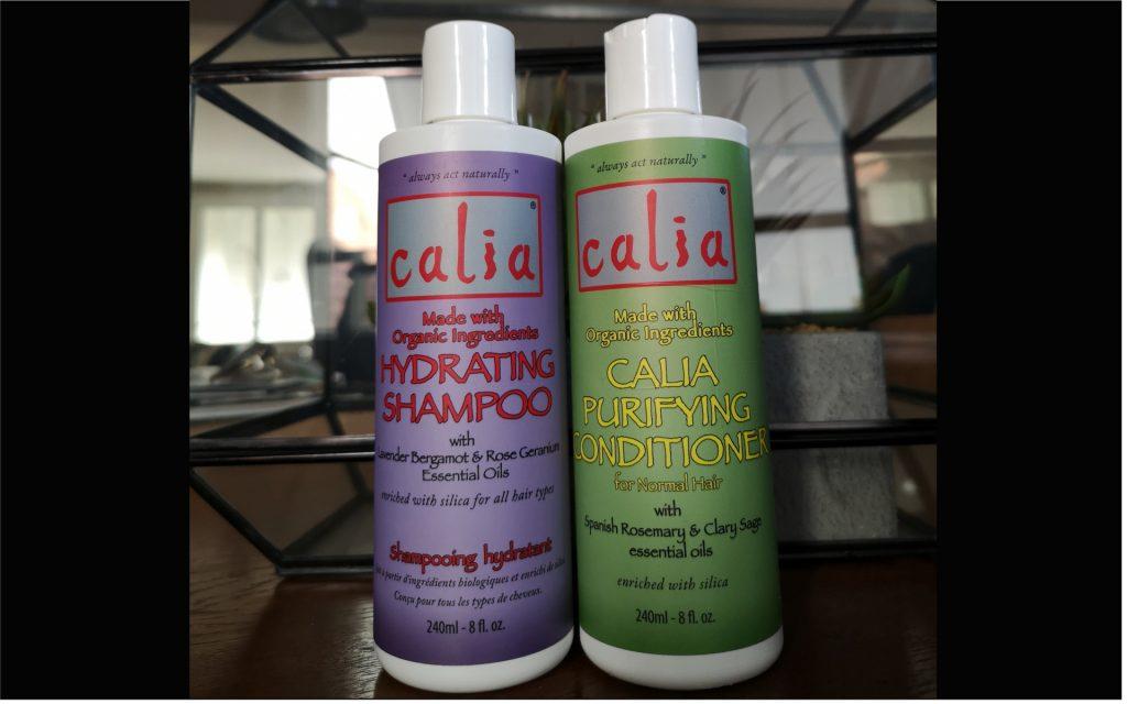 Calia produits naturels Lauren Inthehair