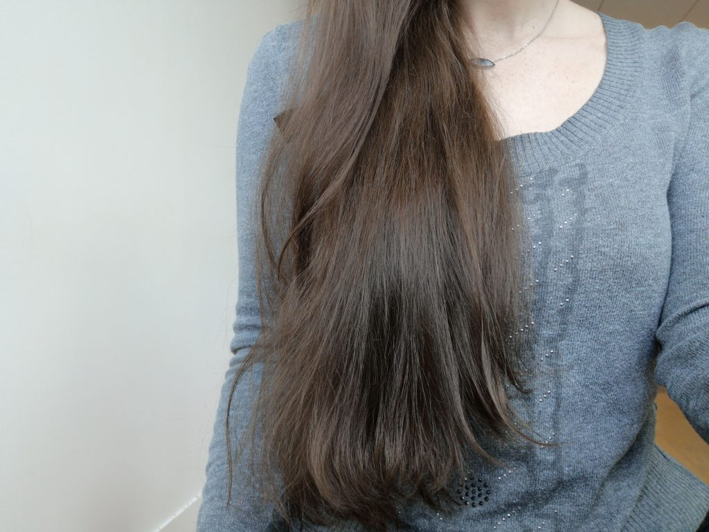 Cheveux Lauren Inthehair - passer au naturel