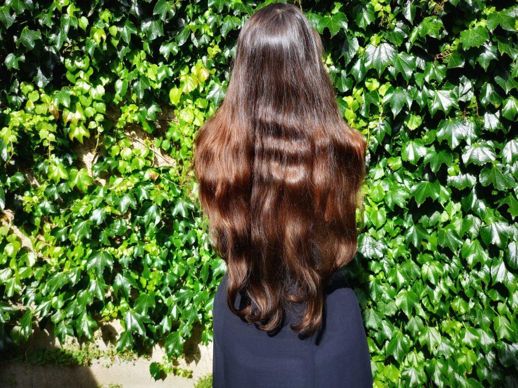 cheveux lauren inthehair spray démêlant hydratant Rahua